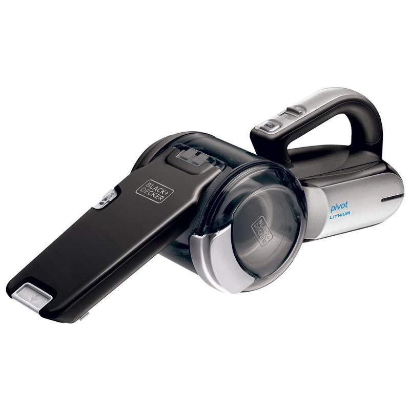 Black and Decker 18V Li-ion PIVOT Dustbuster Vacuum PV1820BK-B1 (Black) + Dustbuster Extension Kit PVA03-B1 Singapore