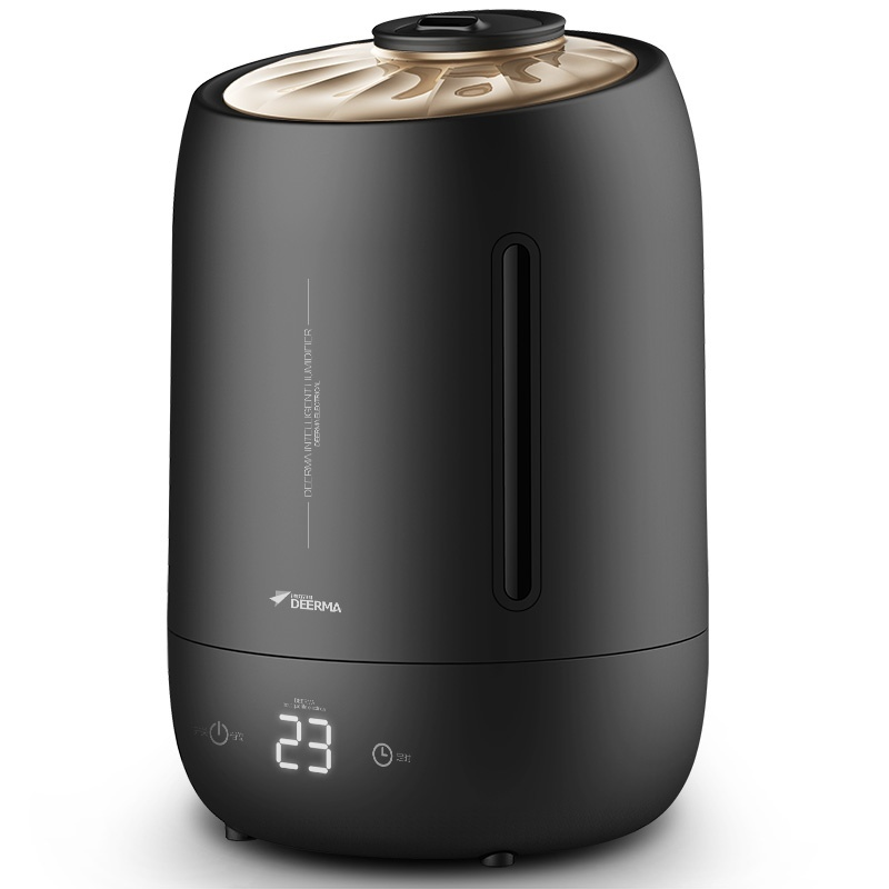 Deerma Humidifier Home Silent Bedroom, Pregnant Women, Large Capacity Office Creative Air Fragrance Machine - intl Singapore
