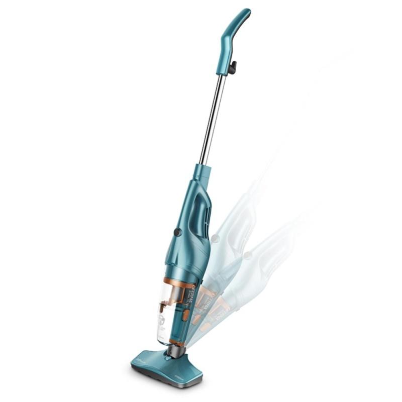 Deerma Vacuum Cleaner 2In1 Vertical/Portable Handheld Strength Dust Collector - intl Singapore