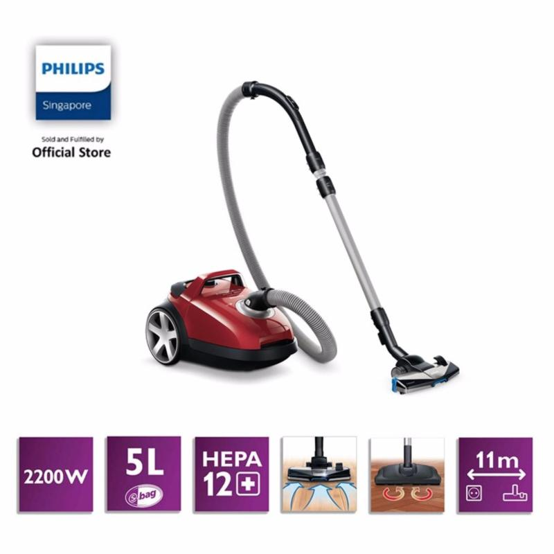 Philips PerformerPro Vacuum Cleaner with Bag -  FC9192/61 Singapore