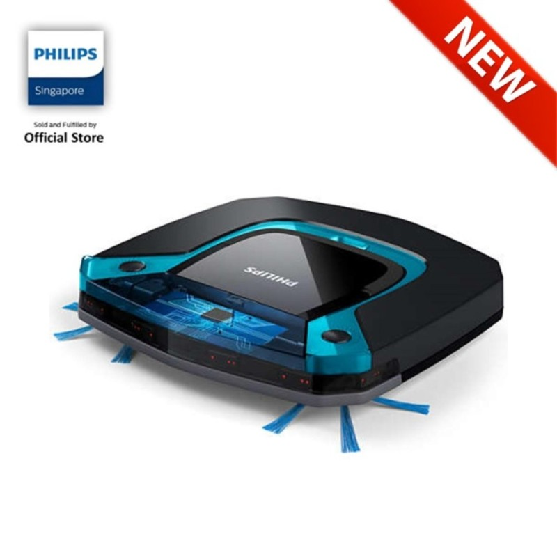 Philips SmartPro Easy Robot Vacuum Cleaner - FC8794/01 Singapore