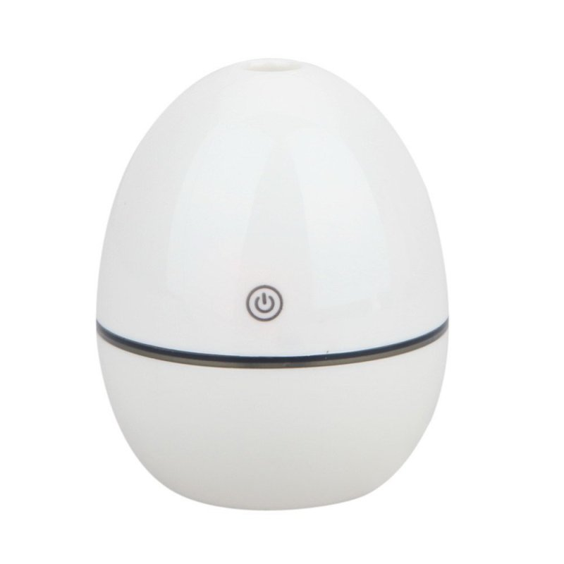 Portable Mini Aromatherapy Air Ultrasonic Humidifier (White) Singapore
