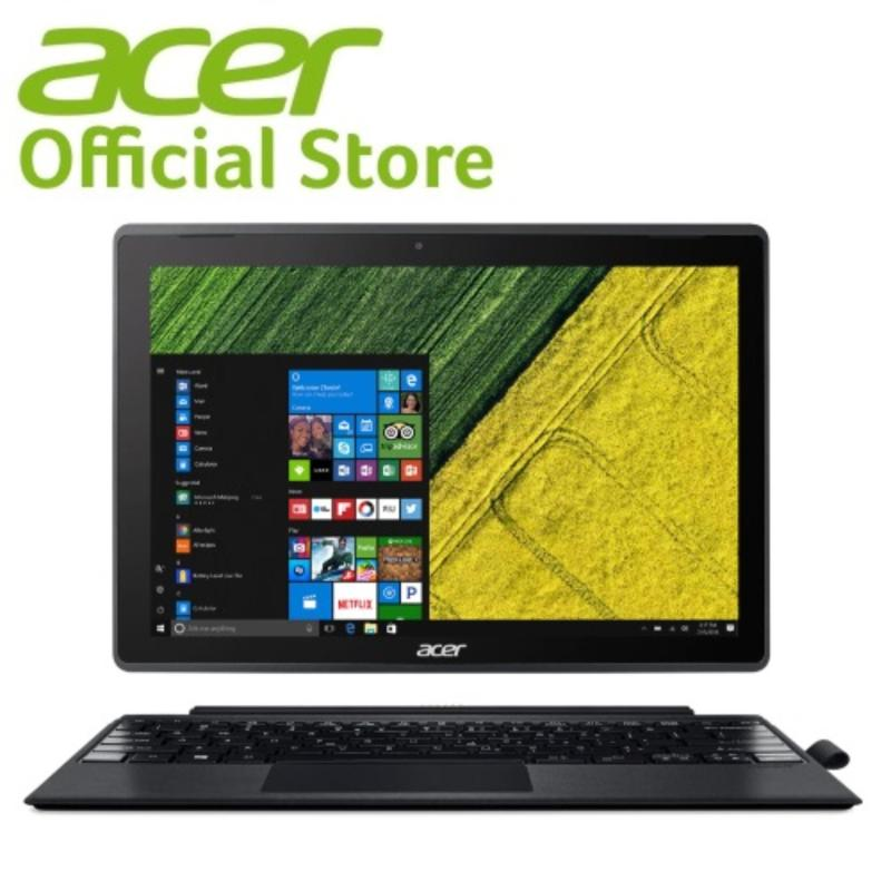 Acer Switch 3 SW312-31-P45K (Grey) 2-in-1 Detachable Laptop - 12.2 FHD IPS Multi-Touch Screen with Active Stylus support/4GB Ram/128GB eMMC/Windows10Home