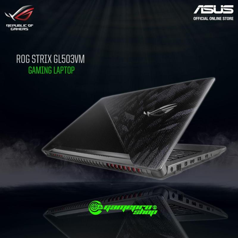 Asus ROG Strix GL503VM Gaming Laptop i7-7700HQ (GTX1060) with 120Hz *IT SHOW PROMO*