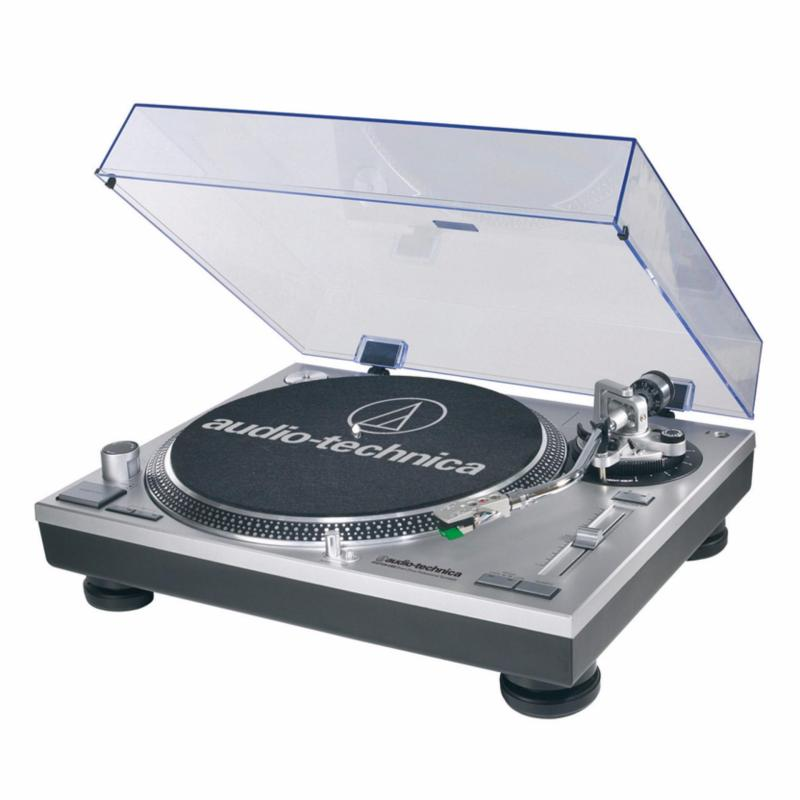 Audio-Technica AT-LP120-USB Direct-Drive Professional Turntable Singapore