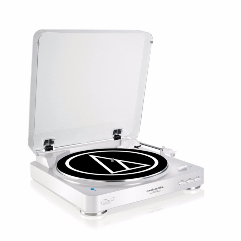 Audio-Technica AT-LP60-BT Fully Automatic WirelessS Belt-Drive Stereo Turntable Singapore