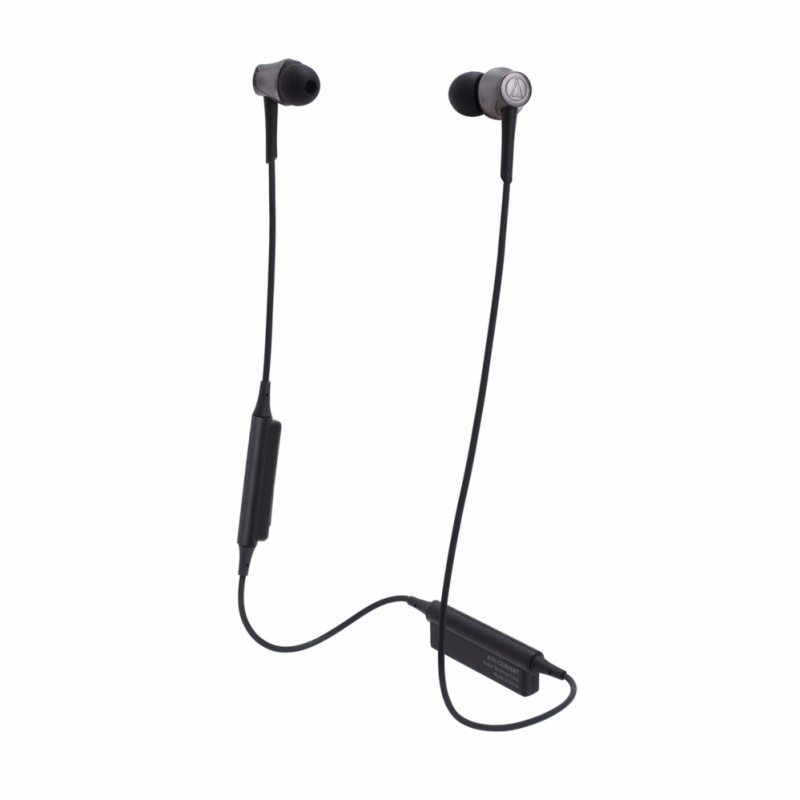 Audio-Technica ATH-CKR55BT Sound Reality Wireless In-Ear Headphones Singapore