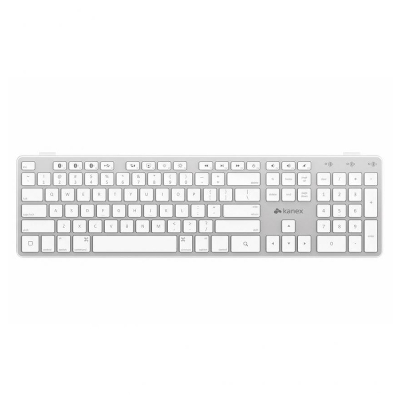 Kanex Multi-Sync Bluetooth Keyboard for IOS Mac, iPad and iPhone