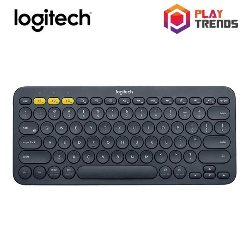 Logitech K380 Multi-Device Bluetooth Keyboard - Black (920-007596) Singapore