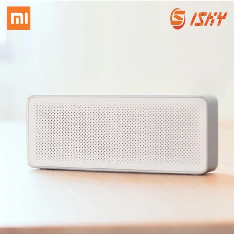 Xiaomi Mi Bluetooth Speaker Square Box 2 Xiaomi Speaker 2 Square Stereo Portable V4.2 High Definition Sound Quality(White)(Export) Singapore