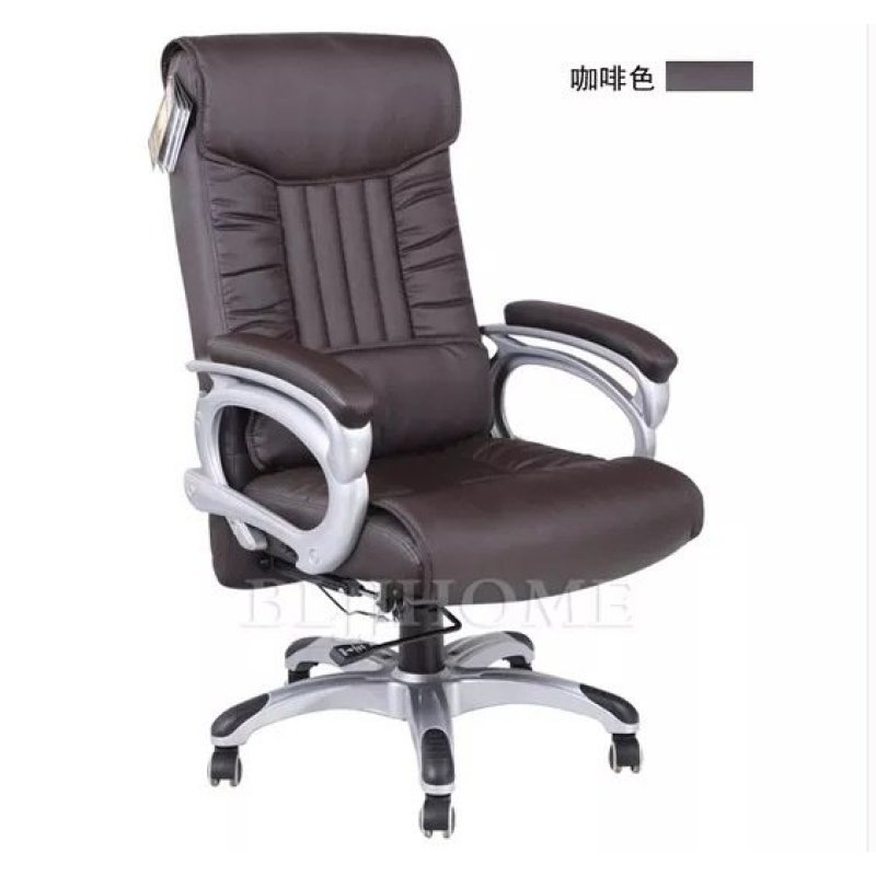 UMD Genuine Leather Ergonomic Boss Chair Director Chair 501 Singapore