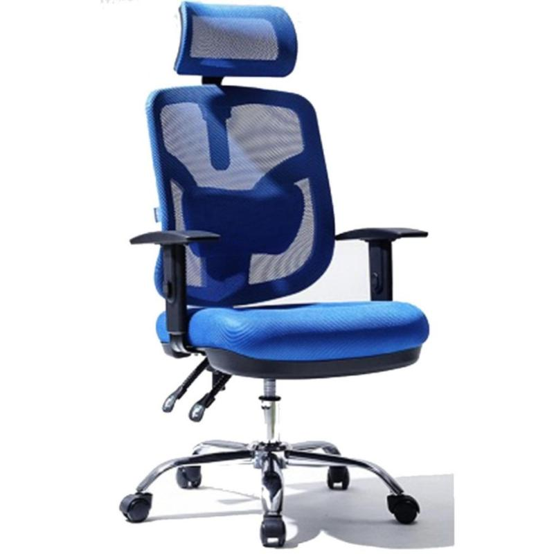 Office Chair Executive Chair Ver 2 Adjustable ArmRest(Free Installation + 1 Year Warranty) Singapore