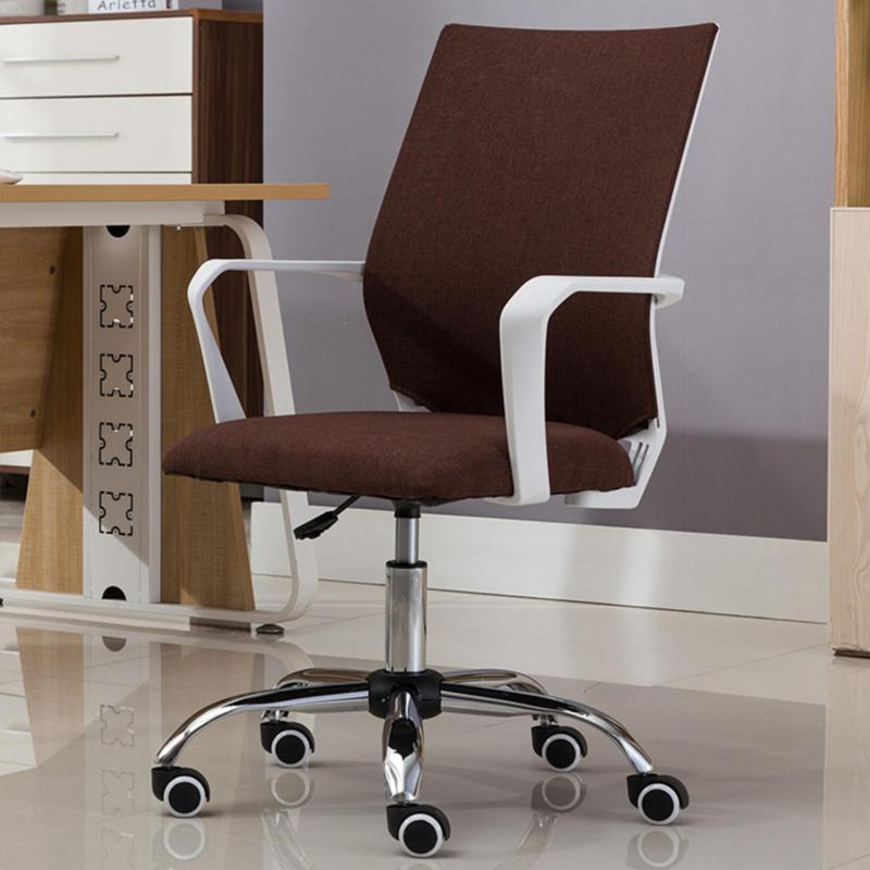 Office Chair Typist Chair Ver 3 ( White Frame ) FREE INSTALLATION FREE 1 YEAR WARRANTY Singapore