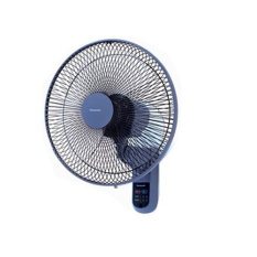PANASONIC F-409MSNBHGZ (BLUE) 16 ELECTRIC WALL FAN W/ REMOTE CONTROL