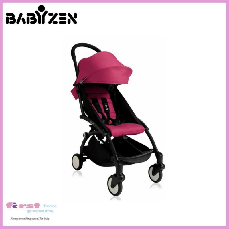 Babyzen Yoyo+ 6+ Stroller (Black Frame) Singapore