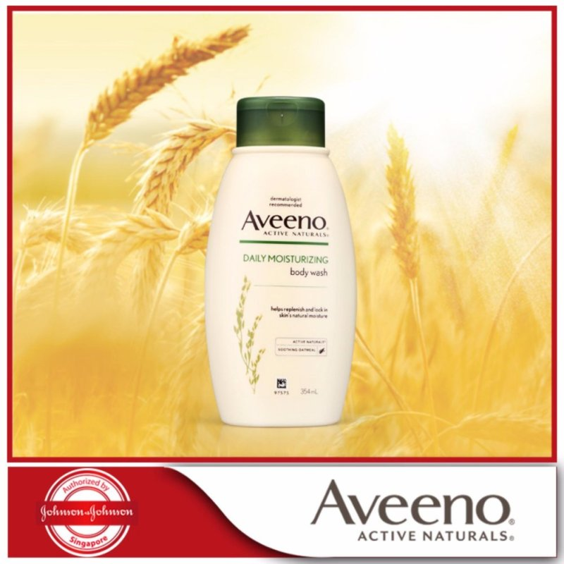 Buy Aveeno Body Wash Daily Moisturizing 354ml Singapore