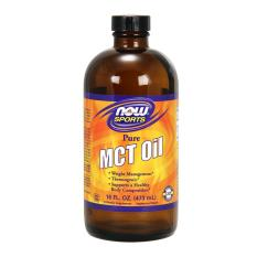 Now Foods MCT Oil, Pure, 16 fl oz (473 ml)