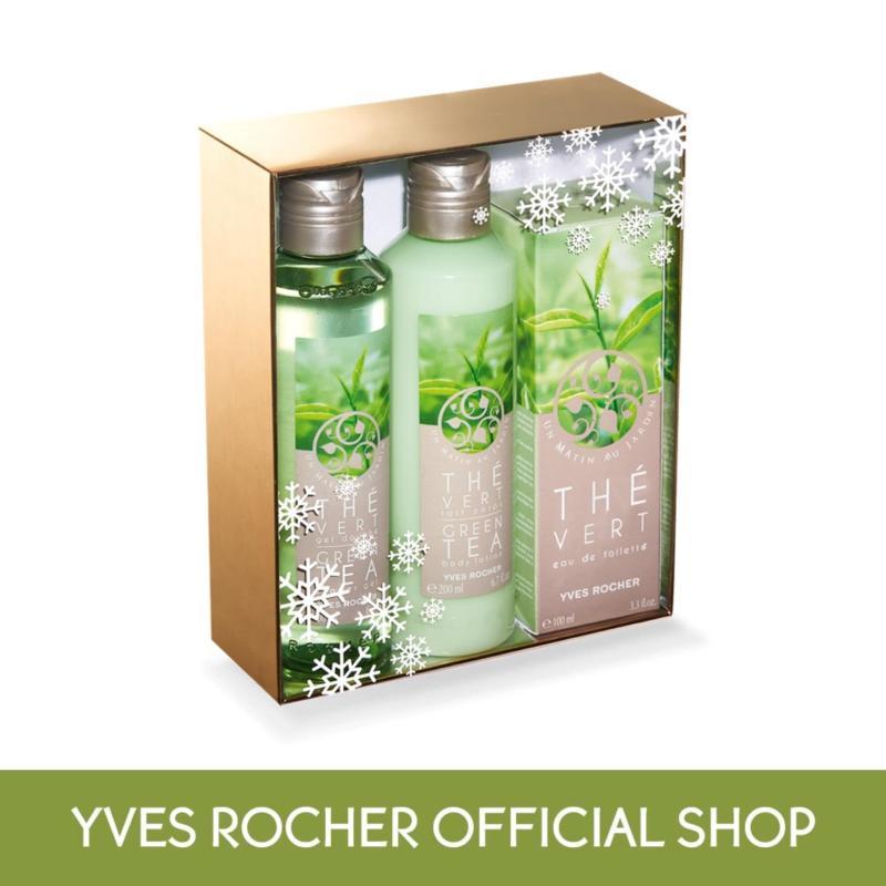 Buy Yves Rocher Green Tea Eau de Toilette Set (Special Price) Singapore