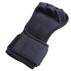 Anti Skid Half Finger Gym Exercise Fitness Dumbbell Training Bracer Glove - intl