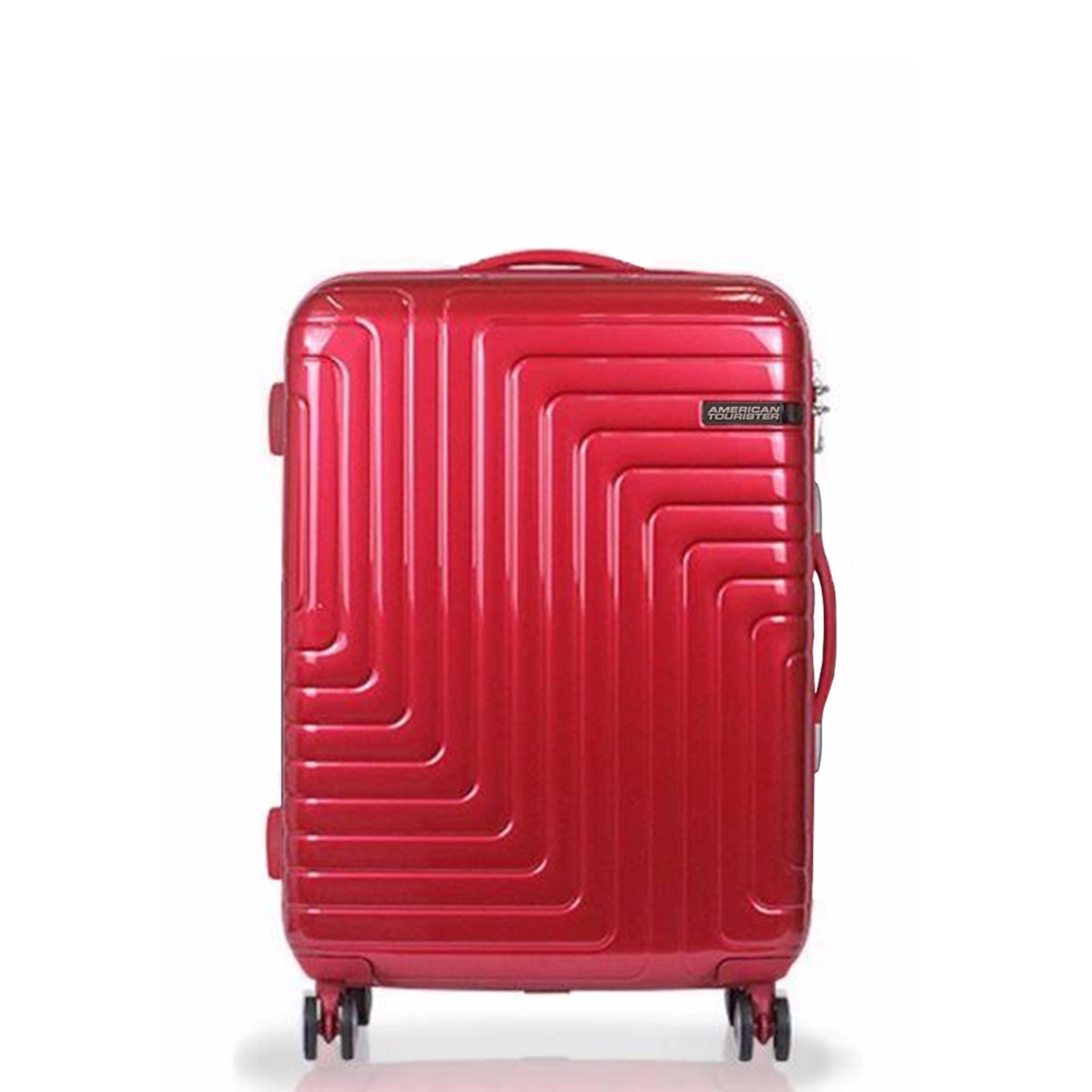 American Tourister Dartz Spinner 65/24 TSA (Red)
