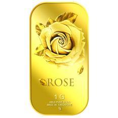 Puregold 1g Big Rose Gold Bar 999.9