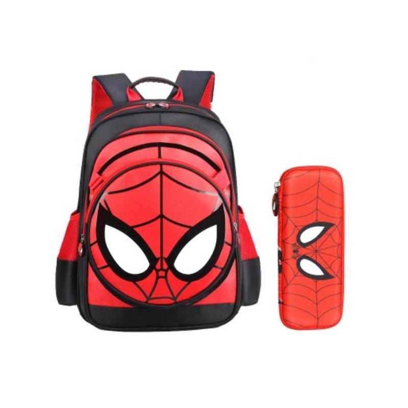 Toddler Boys 3D  Preschool School Backpack