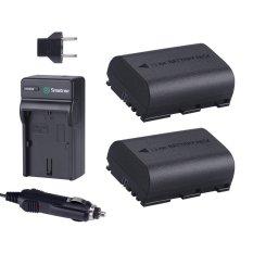 Canon LP-E6 Battery Set