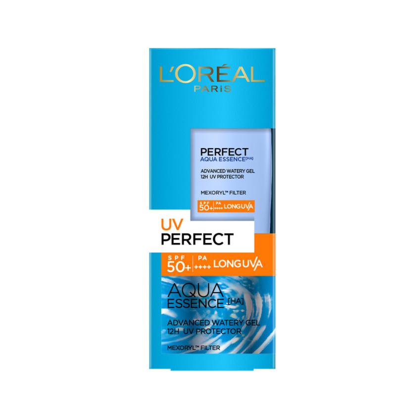 Buy Loreal Paris Uv Perfect Aqua Essence Spf50 Pa++++ 30ml Singapore