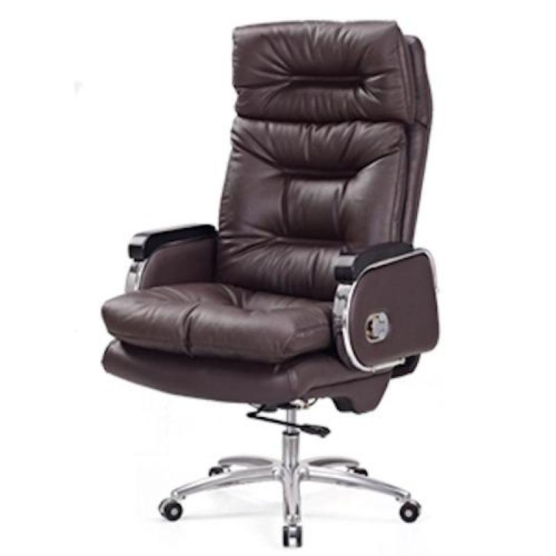 Luxury Director Chair Type C (Brown) Singapore
