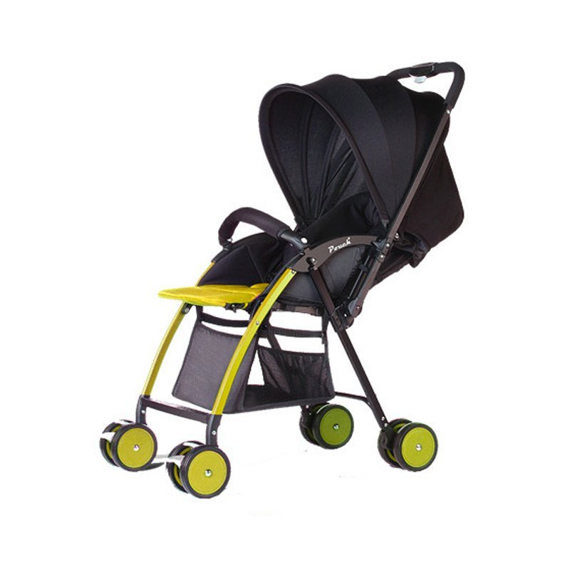 Pouch Bidirectional Stroller A08 - Yellow Singapore