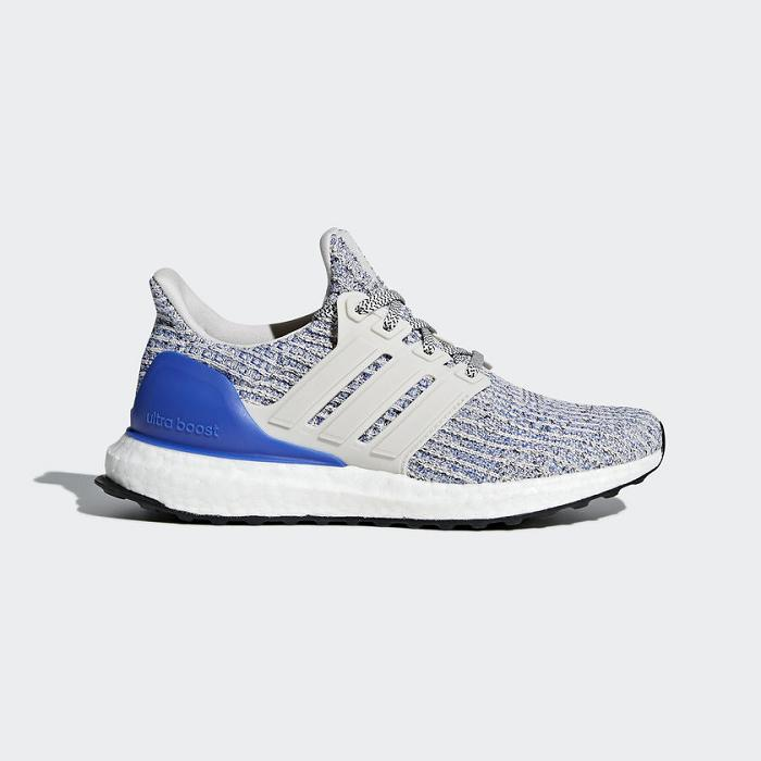 2913de3e7 ADIDAS ULTRABOOST - Junior Shoes (Chalk White Chalk Pearl Carbon) CP8775