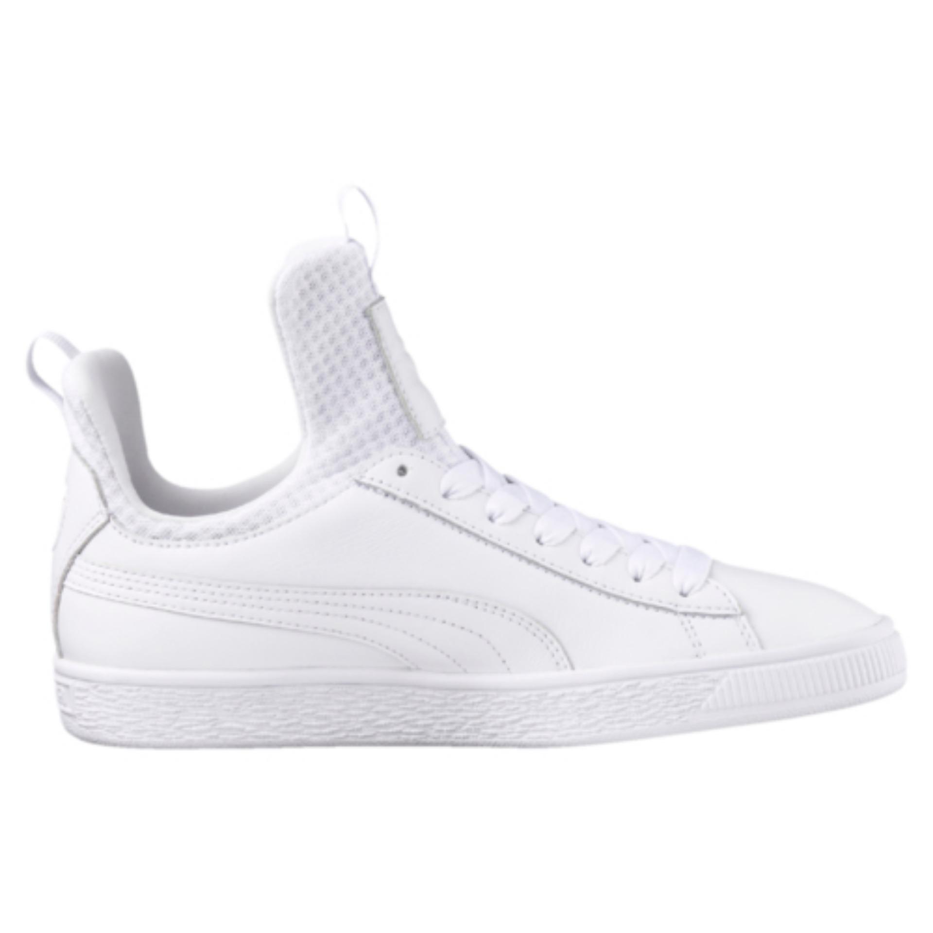 Puma Basket Fierce EP Women Sneakers - Puma White f46af7479