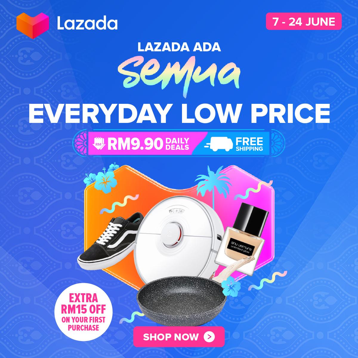 LAZADA 5.5