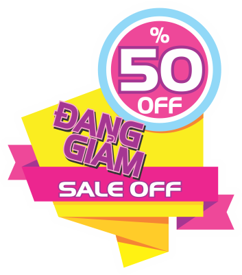 Giam 50%