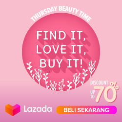Thursday Beauty Time Lazada