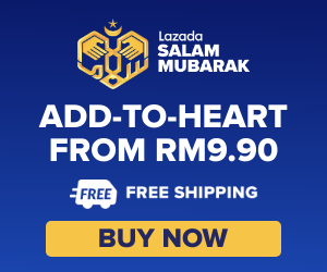 Ramadan Sale RM10 Off 20 Apr - 12 May