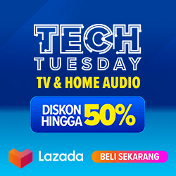 Tech Tuesday Lazada
