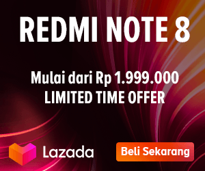 Lazada Promo Xiaomi New Year Salesbration