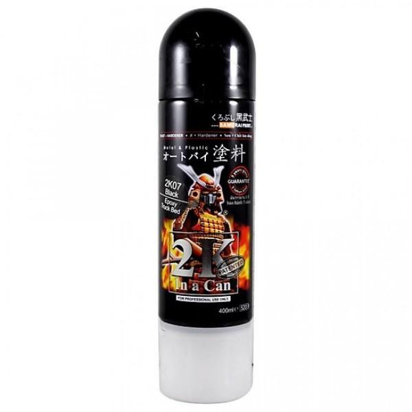 2K01 _ Chai Sơn Xịt Sơn Xe Máy Samurai 2K01 giá rẻ