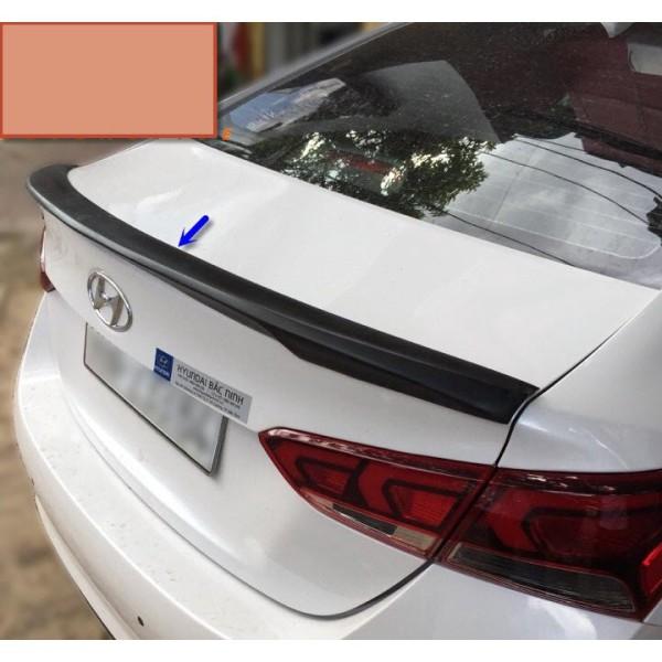Đuôi Gió Thể Thao Xe Hyundai Accent 2018 2019 2020 2021 Hàng Mộc- tặng keo dính chuyên dụng giúp chiếc xe trở nên khỏe khoắn, thể thao và hiện đại hơn