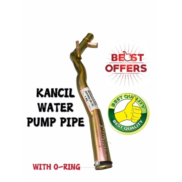 PERODUA KANCIL WATER PUMP PIPE (WITH ORING) HIGH QUALITY PRODUCT