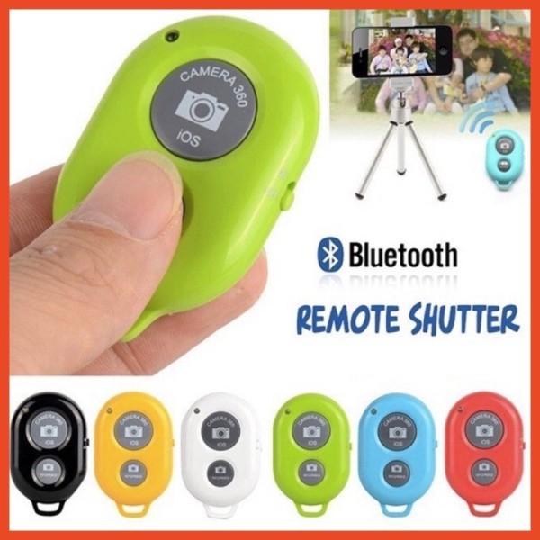 Remote Bluetouth chụp hình từ xa cho điện thoại di động/ nút chụp ảnh từ xa cho điện thoại di động