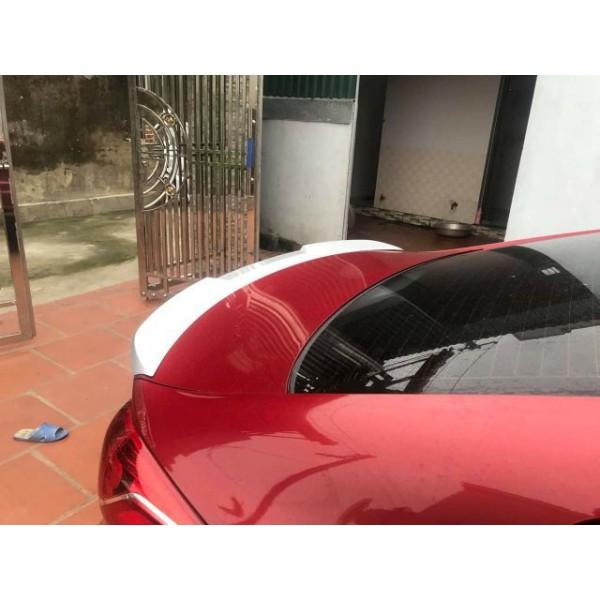 Đuôi Gió Thể Thao Xe Hyundai Elantra 2016 2017 2018 hàng mộc chưa sơn có kèm keo dính chuyên dụng giúp chiếc xe trở nên khỏe khoắn, thể thao và hiện đại hơn