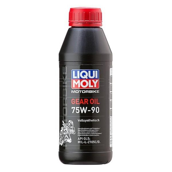 Nhớt Hộp Số Xe Tay Ga (Nhớt Lap) Liqui Moly Gear Oil 75W90