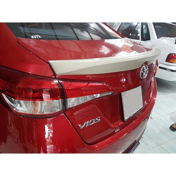 Đuôi gió thể thao xe VIOS 2019 2020 2021 hàng mộc chưa sơn , tặng kèm 1 cuộn băng keo 3.M giúp chiếc xe trở nên khỏe khoắn, thể thao và hiện đại hơn