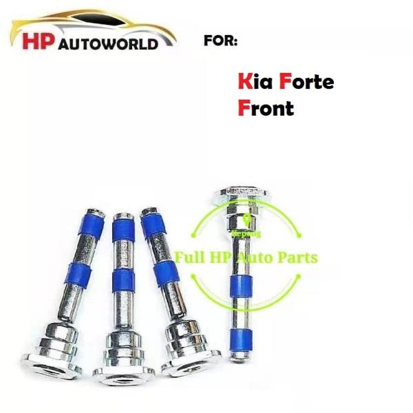 Kia Forte Front Disc Brake Pin / Caliper Pin With Silicon bush