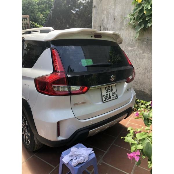 Đuôi Gió Thể Thao Xe Suzuki XL7, Ertiga 2019 2020 2021 Hàng Mộc Chưa Sơn - Tặng kèm keo dính 2 mặt giúp chiếc xe trở nên khỏe khoắn, thể thao và hiện đại hơn