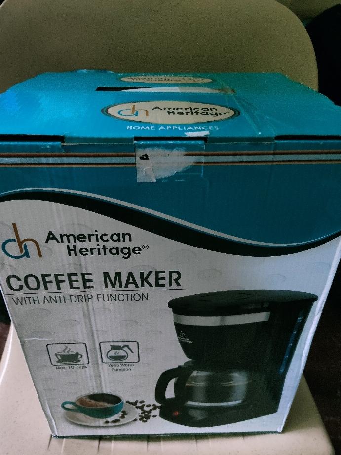 American Heritage Coffee Maker Ahcm 6110 Lazada Ph