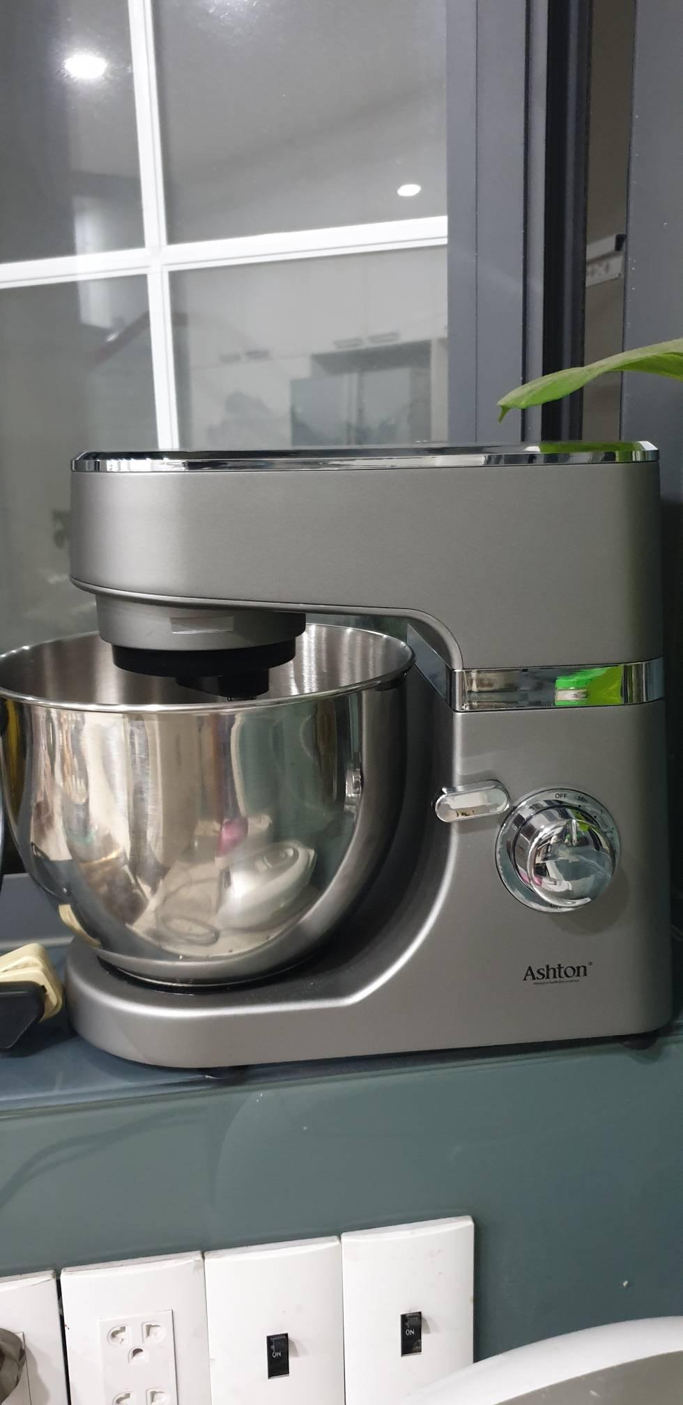 Máy nhào bột máy trộn bột đánh trứng đa năng US Ashton SM350 1200W - 45L:  Mua bán trực tuyến Máy chế biến thức ăn với giá rẻ
