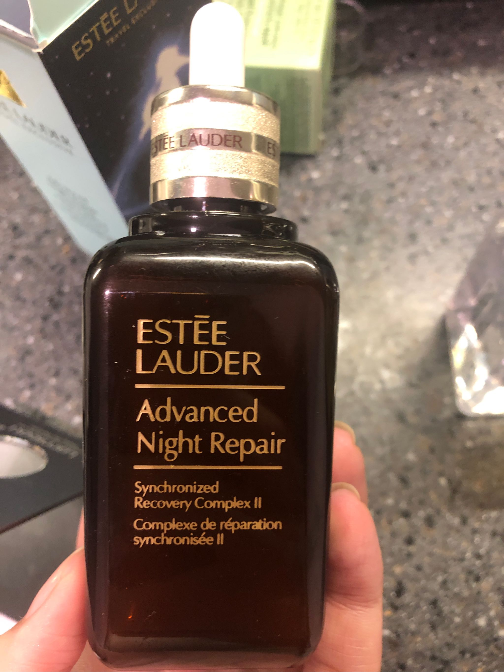 Estee Lauder Advanced Night Repair Synchronized Recovery Complex Ii 50ml 100ml 3 4oz Lazada Singapore